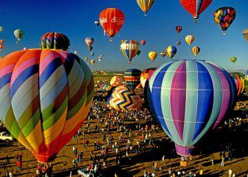 Los 10 mejores viajes en globo