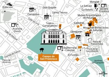 Oviedo 'underground'