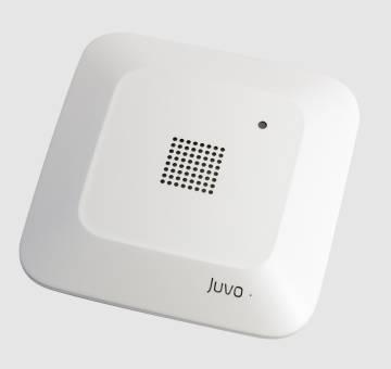 El dispositivo Juvo analiza las condiciones del sueño.
