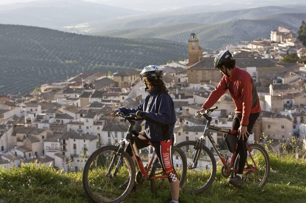 Las mejores rutas en bici de España