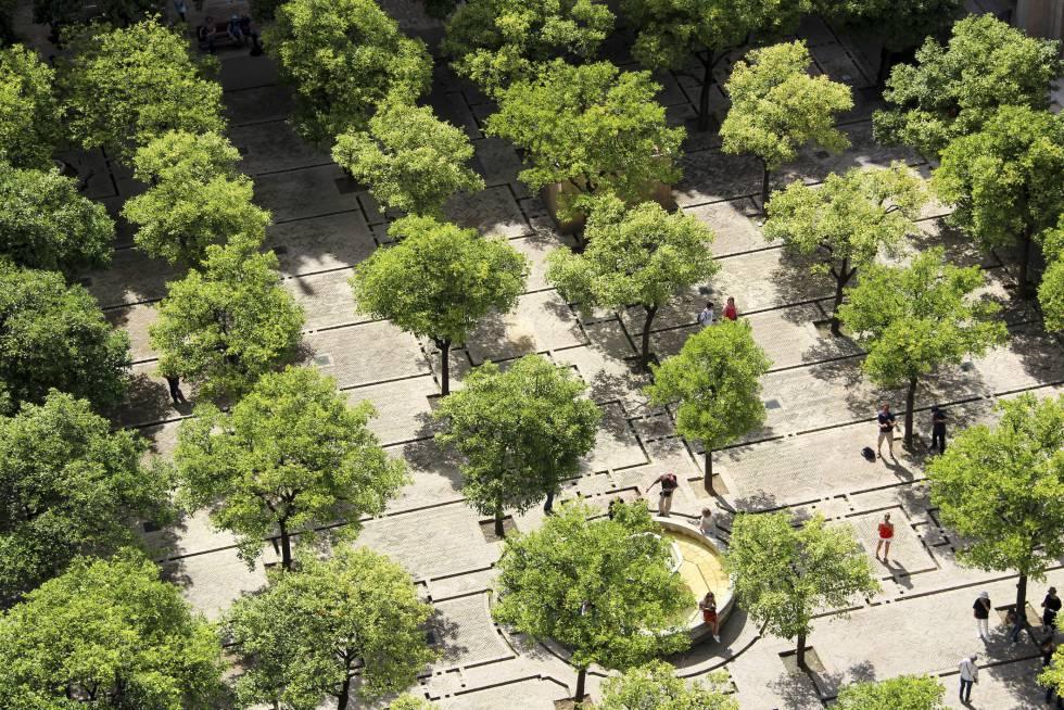 Sevilla, de patio en patio