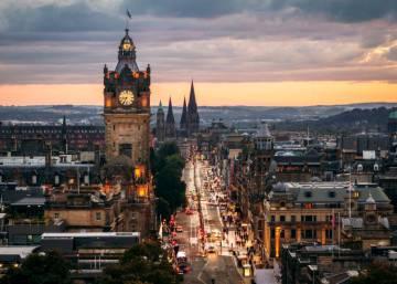Edimburgo la gran fiesta escocesa el viajero el pa s for Oficina de turismo de escocia