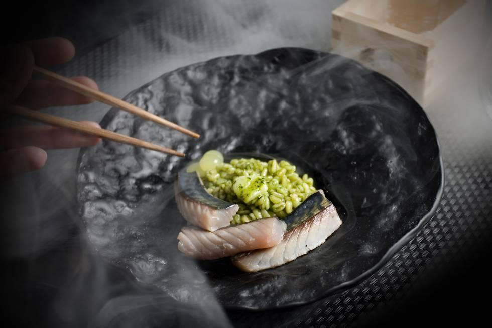 Restaurantes japoneses deliciosos en Madrid