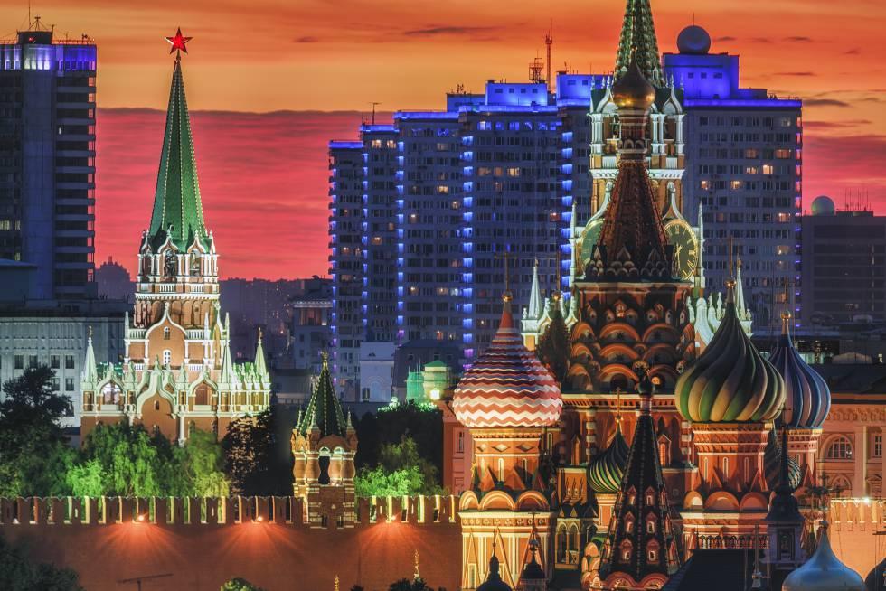 La gran escapada rusa