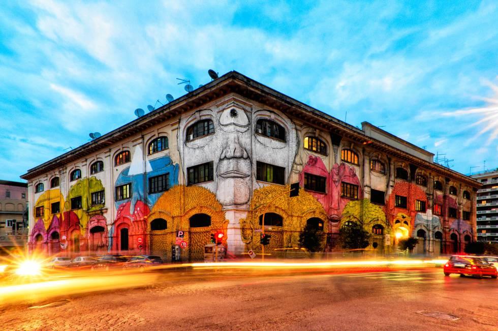Dos barrios alternativos de Roma que están de moda