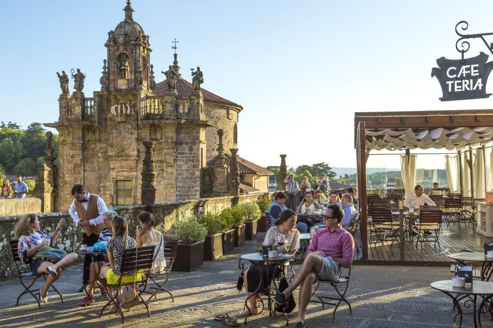 Días de vino y flores en Santiago