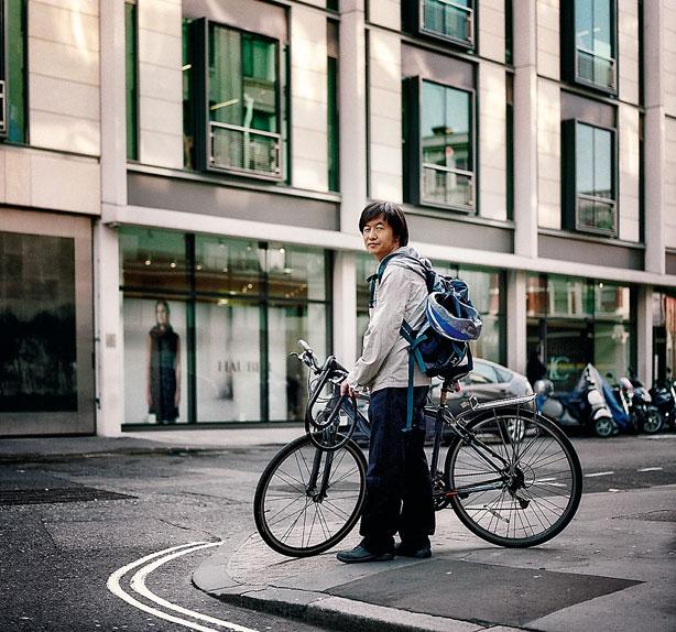 shao Jiang, represaliado en TianaNmen