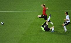 España regresa a la cima 44 años después con el gol de Torres en Viena