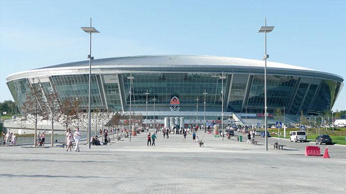 Donbass Arena Donetsk