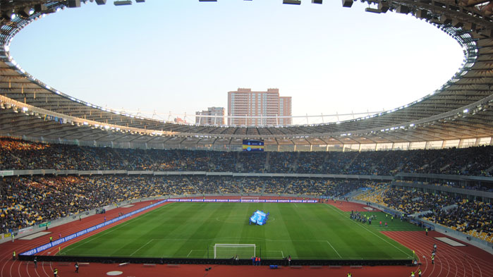 Estadio Olímpico Kiev