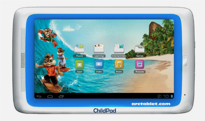 Tableta para ni&ntilde;os Archos ChildPad