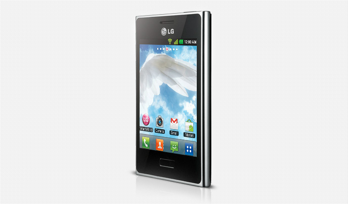 Smartphone LG Optimus L3