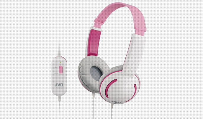 Auriculares Tiny Phones JVC HA-KD10-A-E