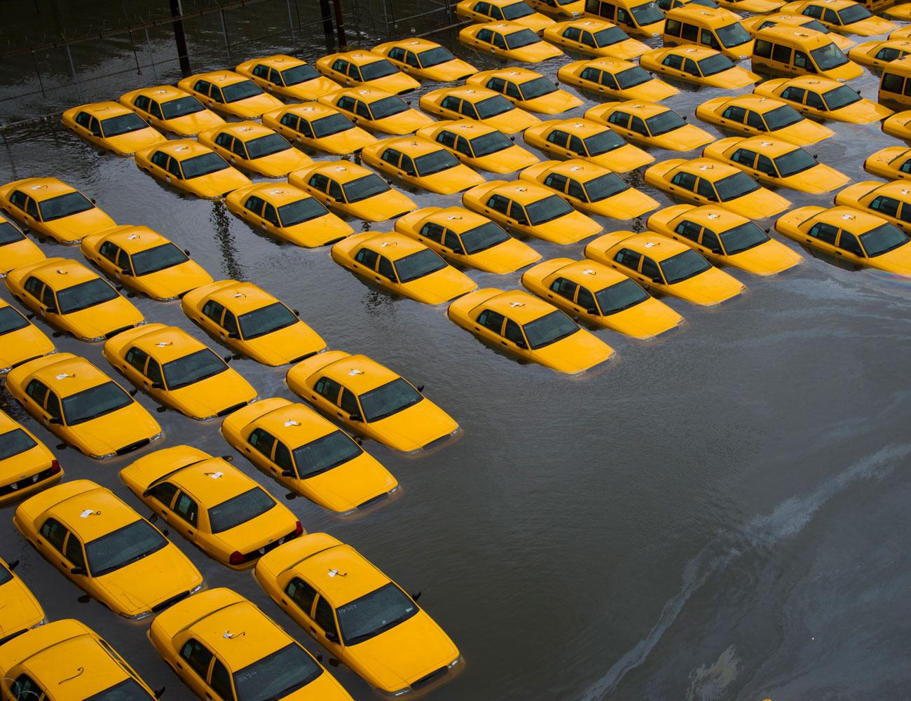 la clasificacion de los lectores del huracan sandy al rescate