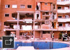 Edificio destruido