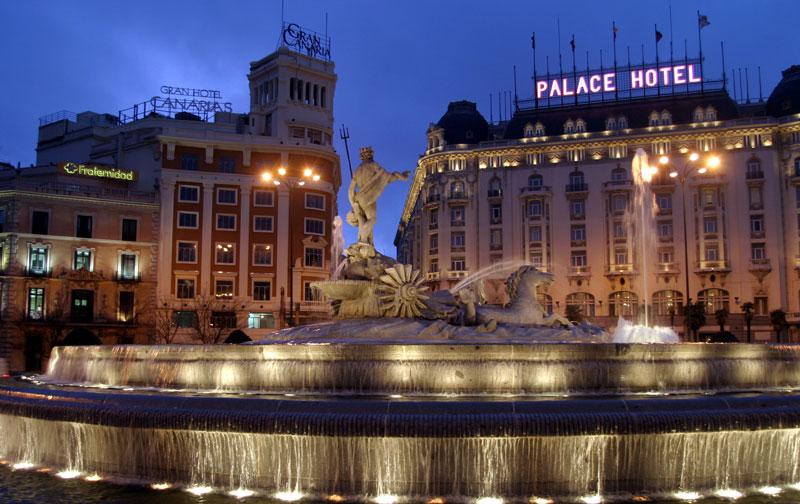Hoteles de lujo en madrid el pa s for Hoteles lujo madrid