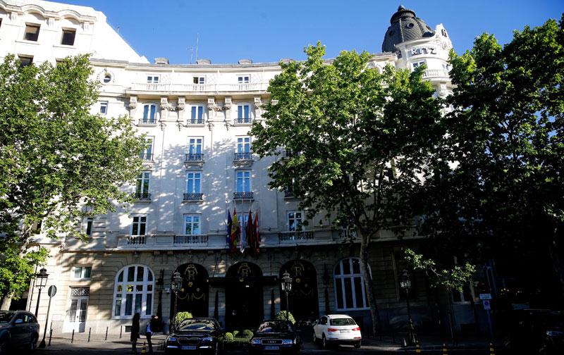 Hoteles de lujo en madrid hd 1080p 4k foto for Hoteles de lujo en espana ofertas