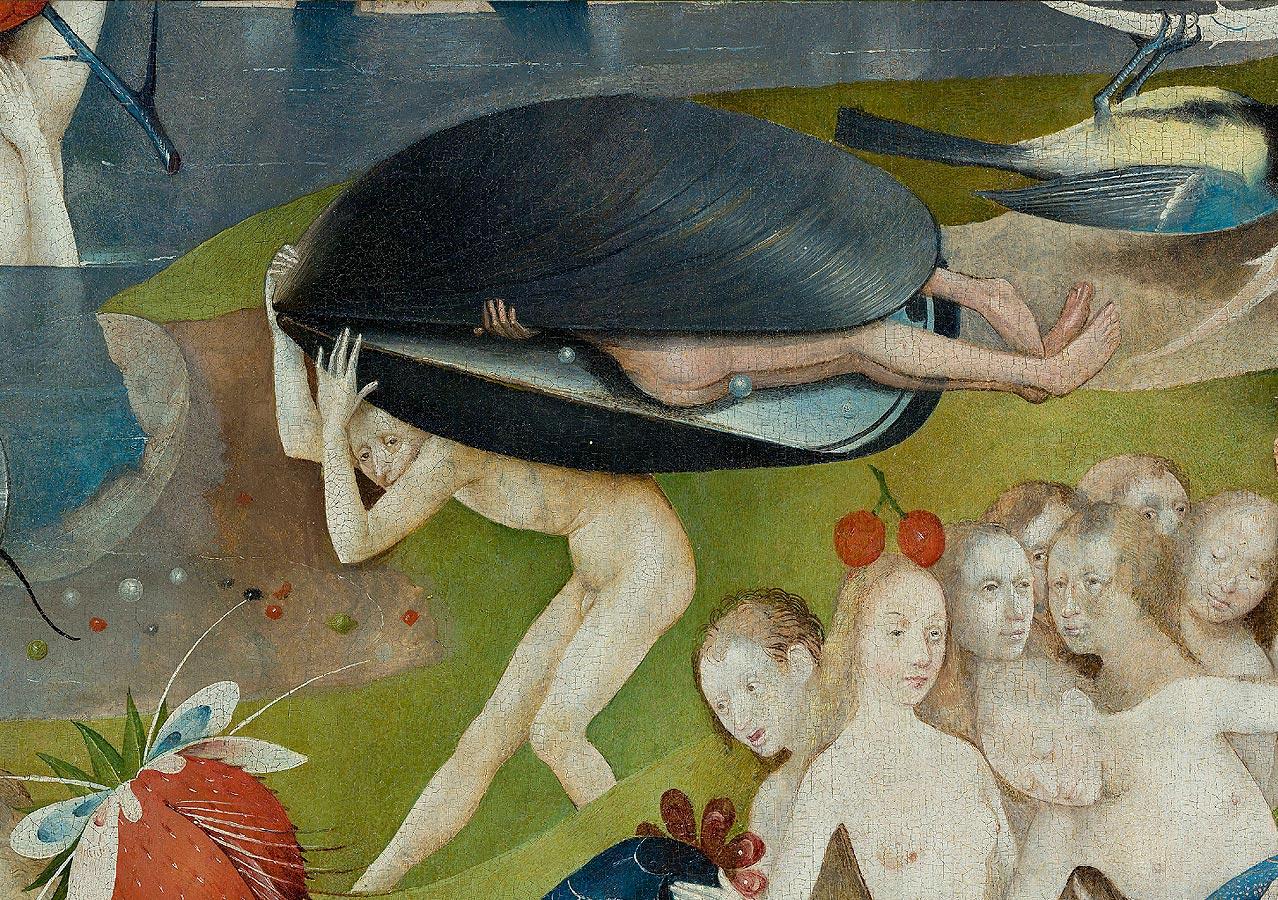 La obra el bosco en el museo del prado el pa s for El jardin de las delicias detalles