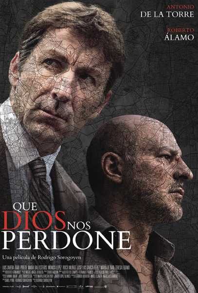 Прости нас, господи / Que Dios nos perdone (2016)