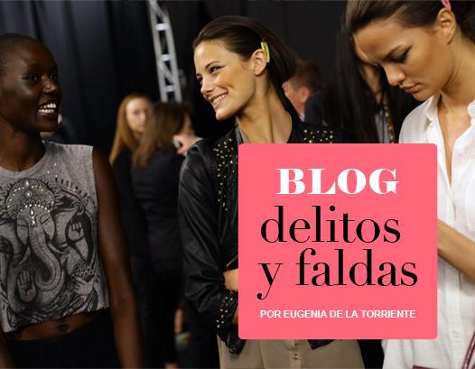 Blog: Delitos y faldas