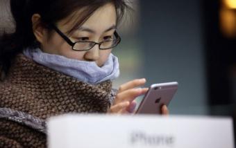 La industria del 'smartphone' teme el freno en China