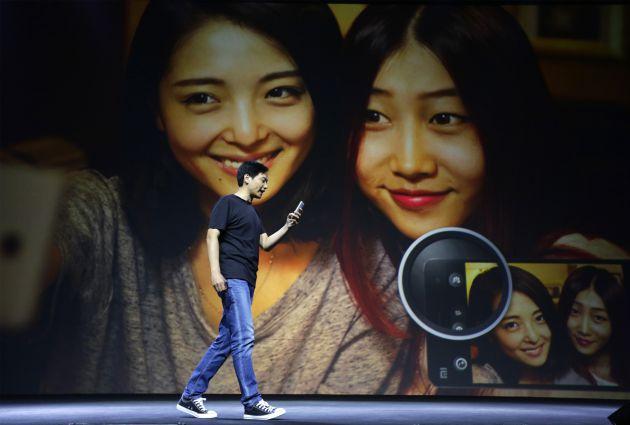Lei Jun, fundador y consejero delegado de la compañía de Xiaomi, el pasado verano.