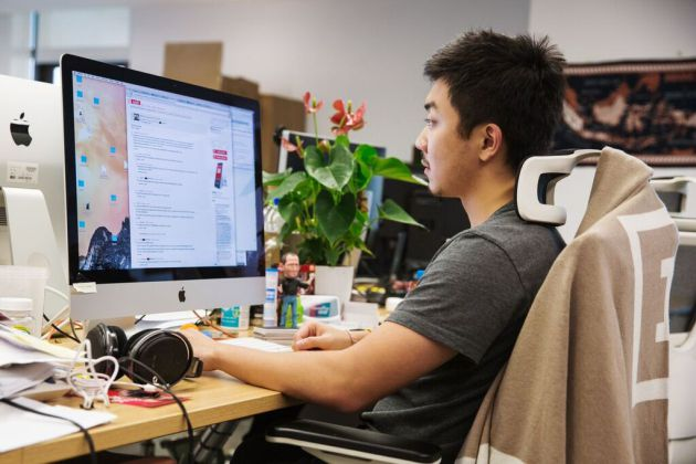 Carl Pei, cofundador de OnePlus.