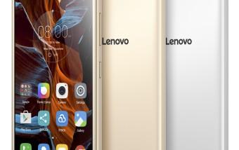K5, el primer móvil de Lenovo en España