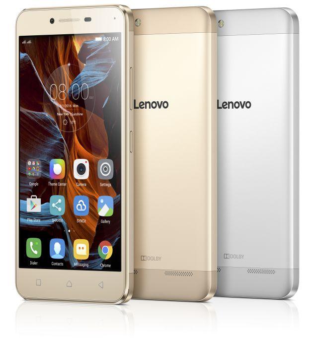 Imagen del nuevo Lenovo K5.