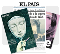 Portadas de El País