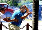 Graves incidentes en dos provincias argentinas en protesta por el 'corralito'