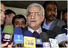 Sharon y Mazen terminan sin acuerdo su reunión sobre los presos palestinos
