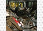 Un atentado en plena hora punta deja al menos 40 muertos en el metro de Moscú