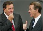 Schröder dimite como presidente del SPD por la profunda crisis del partido