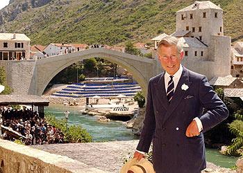 El puente de mostar renace para reunir a croatas y bosnios nueve a os despu s de la guerra - Exteriores puente viejo ...