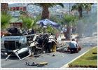 Cinco muertos y trece heridos en un atentado suicida en una zona turística de Turquía