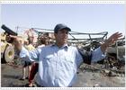 Tres atentados causan al menos 64 muertos y más de cien heridos en Bagdad y Kirkuk