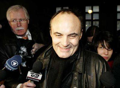 Philippe Val, en el inicio del juicio en febrero de este año.