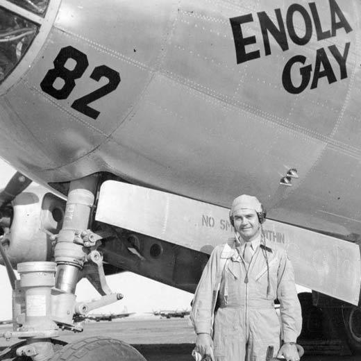 Mort du dernier pilote de lEnola Gay, lavion qui avait