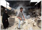 Al menos 13 muertos en nuevos combates en el barrio de Sáder City en Bagdad