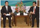 Histórico encuentro China-Taiwan