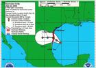 El huracán Dolly llega a Tejas