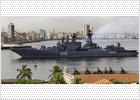 Los buques de guerra rusos llegan a La Habana