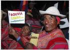 Bolivia vence al analfabetismo