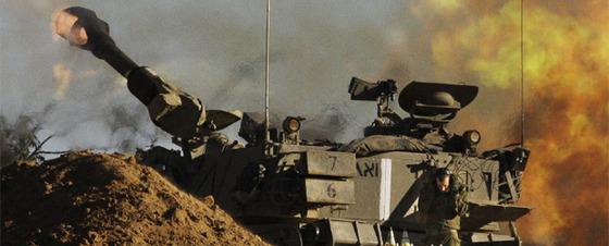 Los tanques de Israel llegan al sur de Gaza.