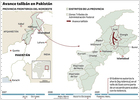 Los talibanes se retiran de su última conquista en Pakistán