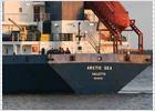 Rusia encuentra el barco desaparecido 'Arctic Sea'