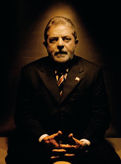 El presidente de Brasil, Luiz Inácio Lula Da Silva.