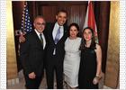 Obama, en el corazón cubano de Miami
