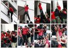 El jefe del Ejército tailandés toma el control de las operaciones contra los 'camisas rojas'